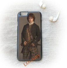 Jamie Fraser Outlander Fashion Phone Case Cover untuk Apple IPhone 4/4 S-Intl