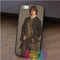 Jamie Fraser Outlander Starz For Iphone 8 plus Protection Mobile Phone Case Cover TPU Soft Case - intl