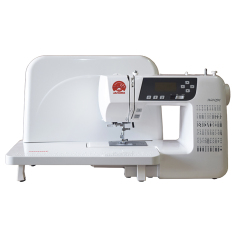 Janome 3160QDC Mesin Jahit Digital Portable Multifungsi - Putih