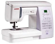 Harga Janome 6260Qc Mesin Jahit Quilting Putih Terbaru