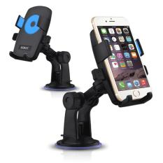 Robot Car Holder RT-CH01 High-quality,Secure And Convenient 360derajat Rotation - BLACK JY