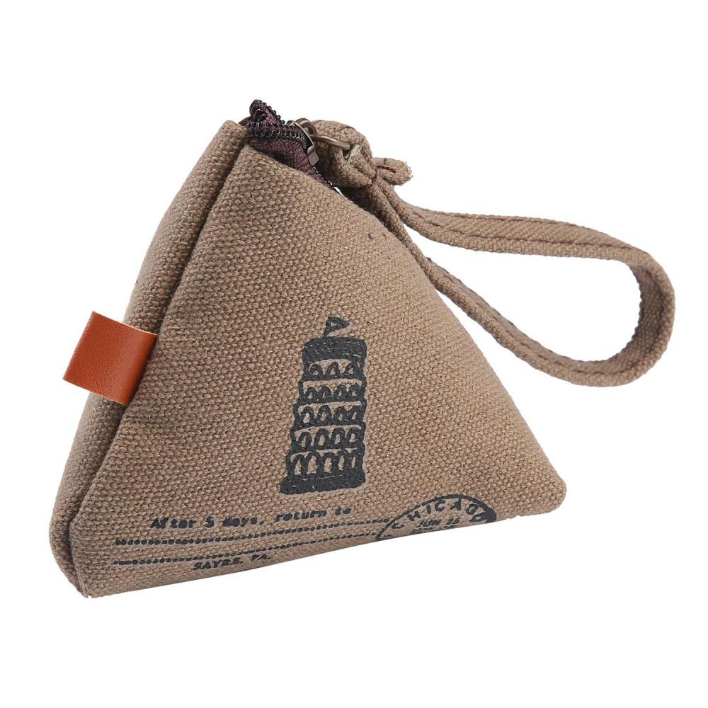 Jual Jaywog Kreatif Kanvas Dompet Koin Mini Retro Nol Dompet Handbag Intl