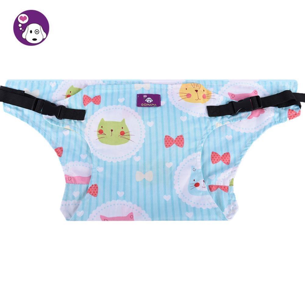 Jaywog Murni Kapas Balita Baby Makan Kursi Tinggi Rangkaian Booster Travel Outdoor Car Portable Safety Seat Belt Strap, Burung-Intl