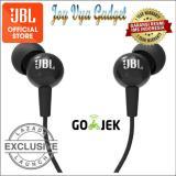 Jbl C100Si In Ear Headphone With Mic Original Garansi Resmi Ims Terbaru
