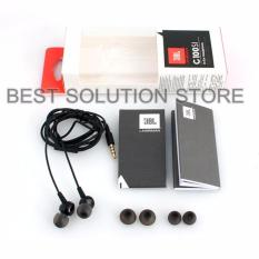 Beli Jbl C100Si In Ear Headphones With Mic Compatible With Android Ios Hitam Lengkap
