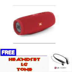 Harga Jbl Charge 3 Waterproof Portable Bluetooth Speaker Free Heandset Lg Tone Speaker Blototh Asli