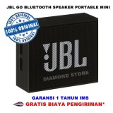 Harga Diamond Store Jbl Go Bluetooth Speaker Original 100 Garansi 1 Tahun Speaker Mini Speaker Portable Murah