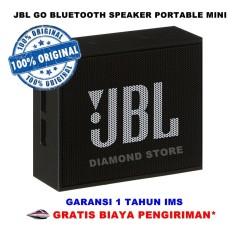 Diamond Store Jbl Go Bluetooth Speaker Original 100 Garansi 1 Tahun Speaker Mini Speaker Portable Diskon Jawa Timur