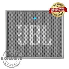 JBL GO Portable Bluetooth Speaker - Abu-abu