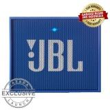 Jual Jbl Go Portable Bluetooth Speaker Biru Jbl Asli