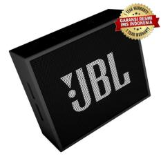 Jual Jbl Go Portable Bluetooth Speaker Hitam Online