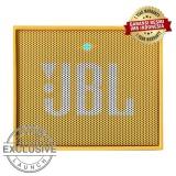Jual Beli Jbl Go Portable Bluetooth Speaker Kuning