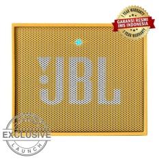 Harga Jbl Go Portable Bluetooth Speaker Kuning Merk Jbl