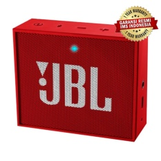 JBL GO Portable Bluetooth Speaker – Merah