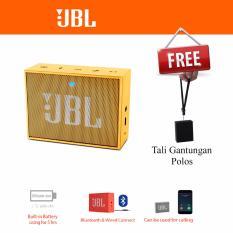 Toko Jbl Go Portable Bluetooth Speaker Original Yellow Murah Dki Jakarta