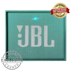 Jual Jbl Go Portable Bluetooth Speaker Teal Murah