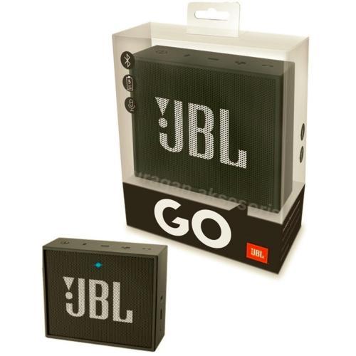 JBL GO Speaker Portable Wireless Bluetooth With Built In Strap Hook - Hitam - Portable Speaker [DKI Jakarta] | DuniaAudio.com