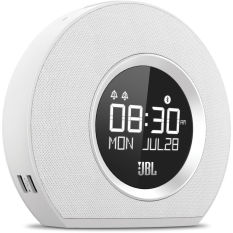 Jual Jbl Horizon Bluetooth Clock Radio With Usb Charging Putih Branded
