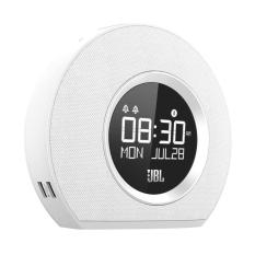 JBL Horizon Bluetooth Clock Radio With USB Charging - White
