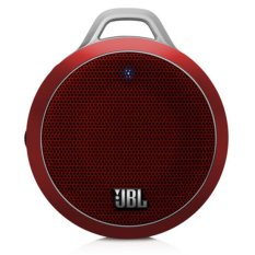 Jual Jbl Micro Speaker Bluetooth Portable Merah Jbl Asli