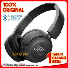 Jbl On Ear Headphone Headset Bluetooth T450Bt Jbl Diskon