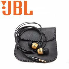 Dapatkan Segera Jbl Original Handfree M330 Wood Earphone Super Bass Toko Special One