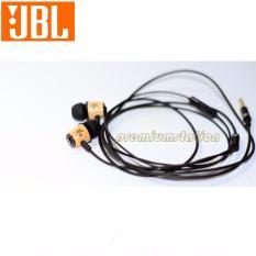JBL Premium Headset / Hansfree Ear Bass Music Phones M330 Wood