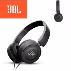 Jual Jbl T450 On Ear Headphone By Harman Hitam Original Jbl Asli