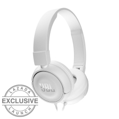 Spesifikasi Jbl T450 On Ear Headphone Putih