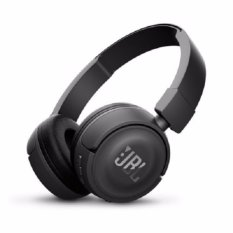 Toko Jual Jbl Wireless On Ear Headphone T450Bt Hitam