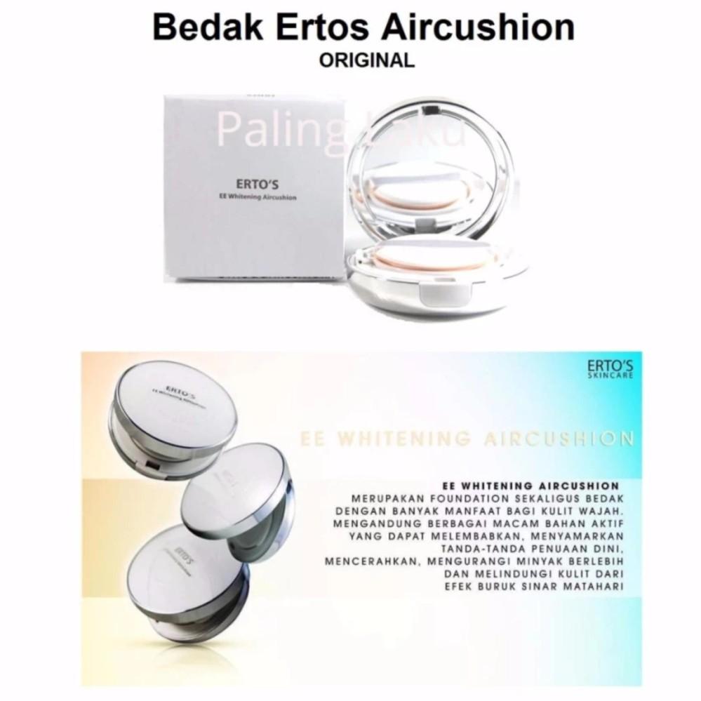 JBS - ERTOS EE Whitening Aircushion / Erto's Cushion Original