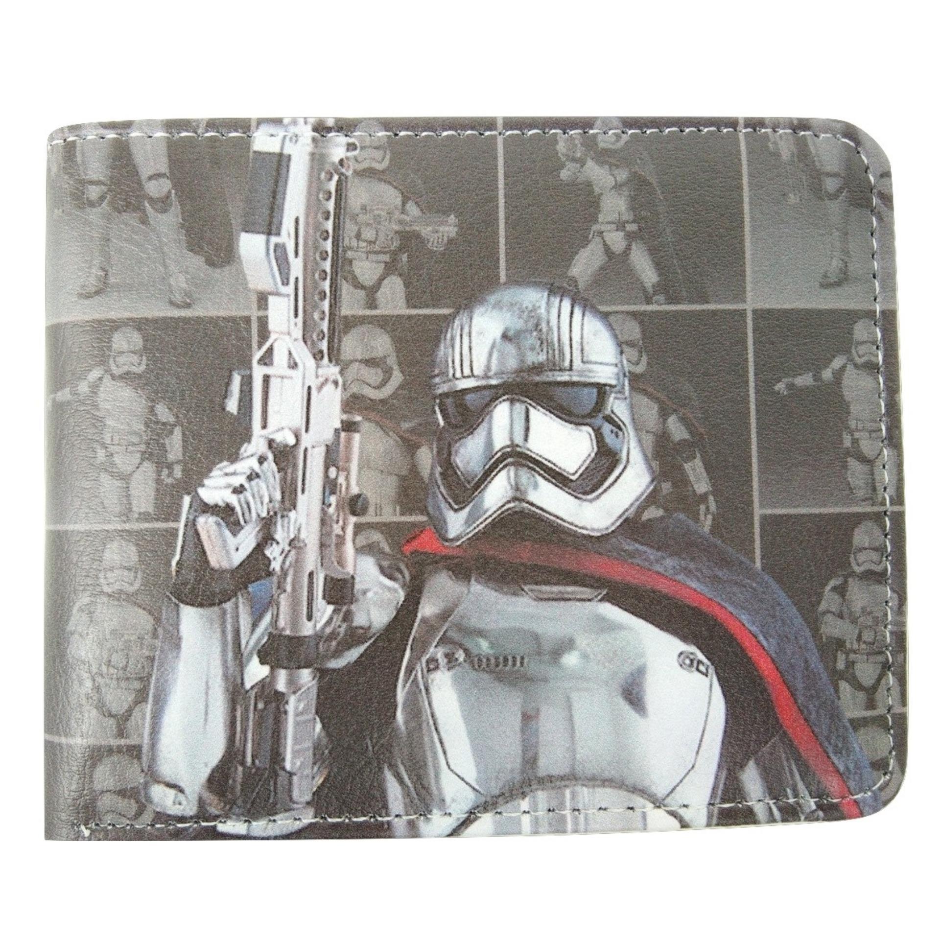 Katalog Jcf Dompet Anak Laki Fashion Branded Pu Leather Import Lipat Bagus Star Wars Terbaru