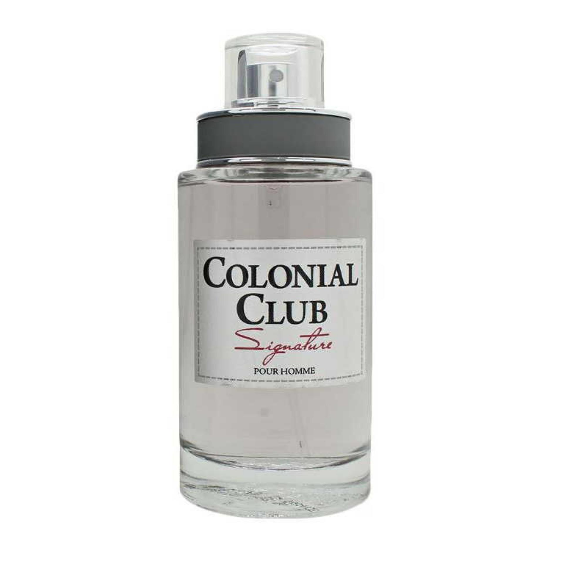 Situs Review Jeanne Arthes Colonial Club Signature Men Edt 100 Ml