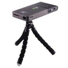 Harga Jedx Headset C2 Mini Wifi Smart 854 480 Dlp Portable Led Proyektor Dengan Remote Control Dan Holder Android 4 4 Rk3128 1 Gb Ram 8 Gb Rom Wifi Bt Hdmi Intl Yang Murah