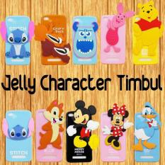 JELLY CHARACTER TIMBUL (GLOSSY) REDMI 4A