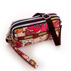 Jepang dan Korea Selatan multifungsi kapasitas besar tas wanita kain Messenger Bag OT571ELAATVV GEA