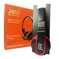 Harga Jete Headphone Extrabass Powerfull Red