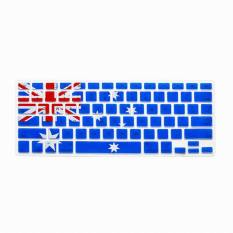JH Silicone Keyboard Cover Skin 13 Inch  (Australian flag) - Intl