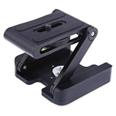 Spesifikasi Jh Weihe Z Type Foldable Cradle Head With 1 4 3 8 Inch Connector Fordslr Camera Camcorder Intl