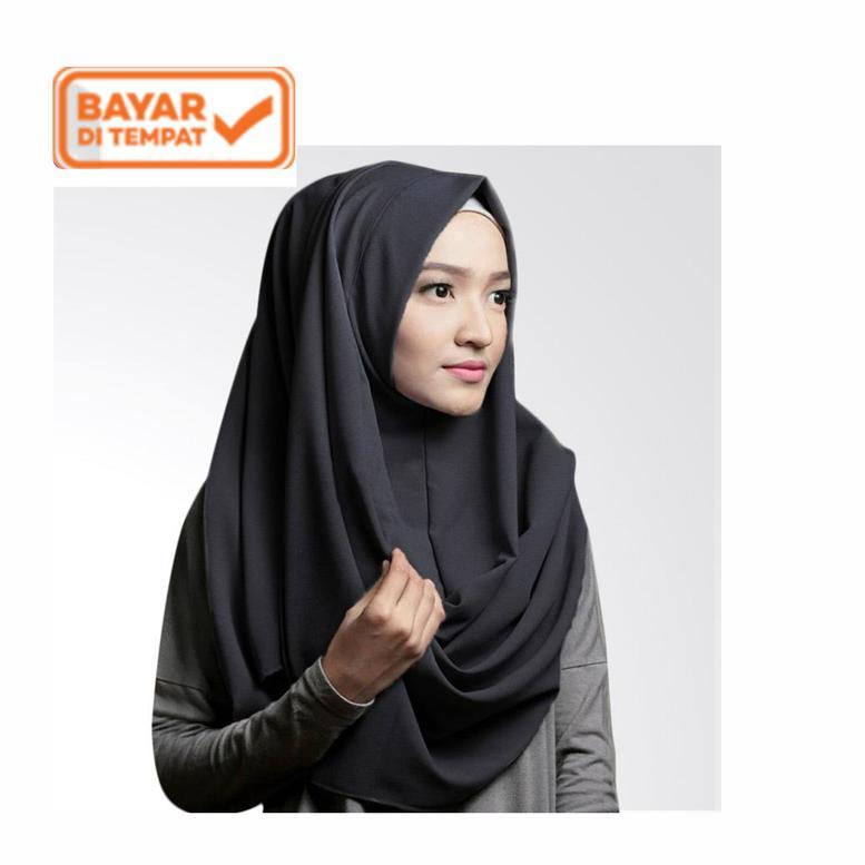Jilbab / Hijab / kerudung Pastan Pashmina Instan Premium