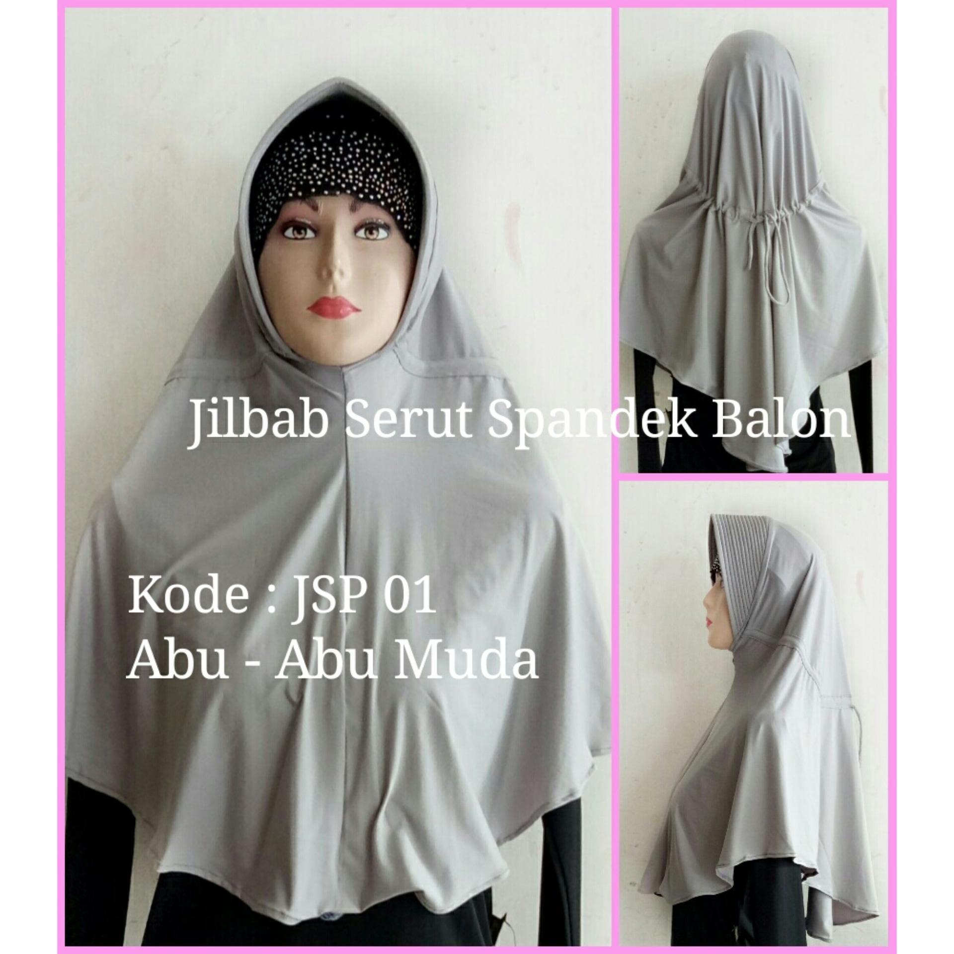 Syari Spandek Source Montaza Hijab Jilbab Instan Coklat Kerudung Geblus Pashmina Source Jilbab .
