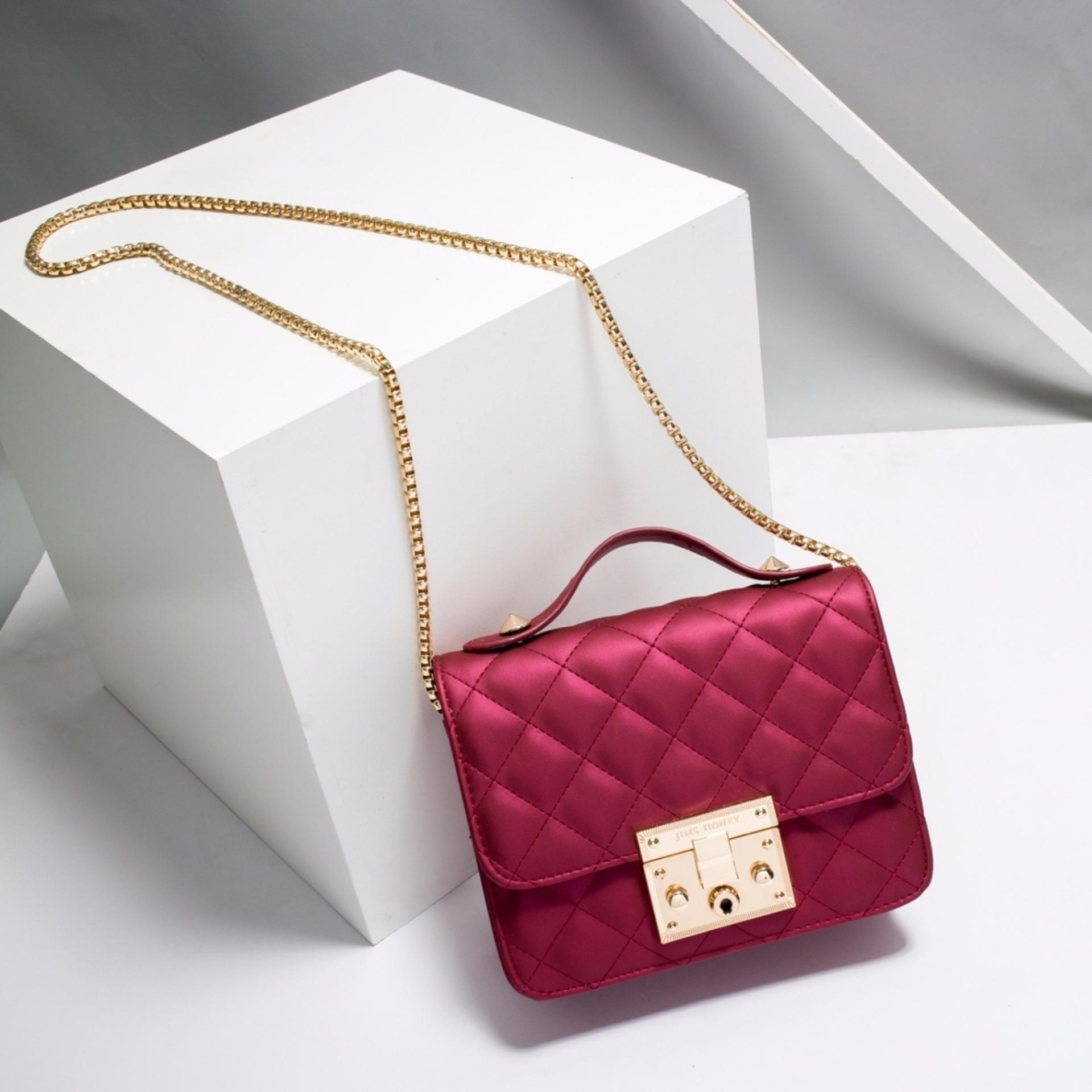 Jims Honey Tote Bag Wanita Terbaru Avril Bag Red .
