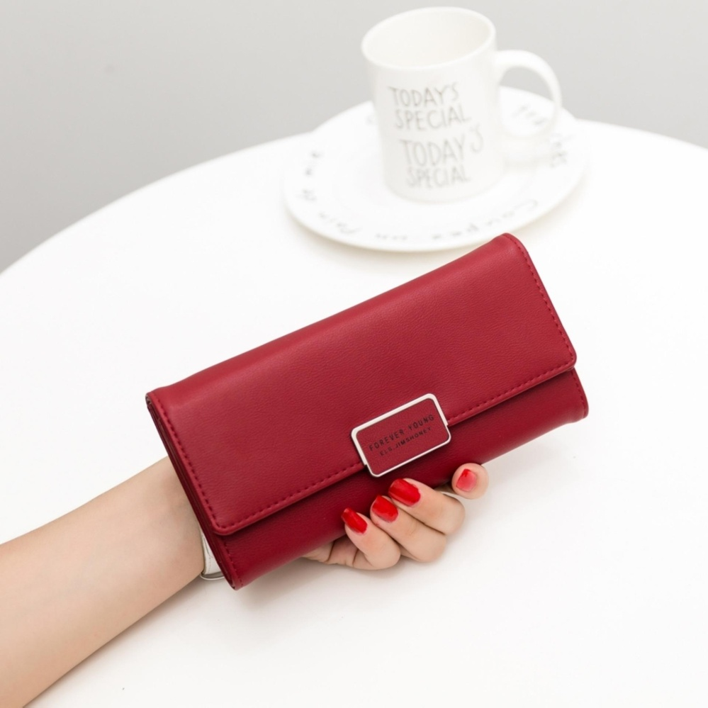 Harga Jims Honey Top Woman Wallet Import Amalia Wallet Maroon Baru