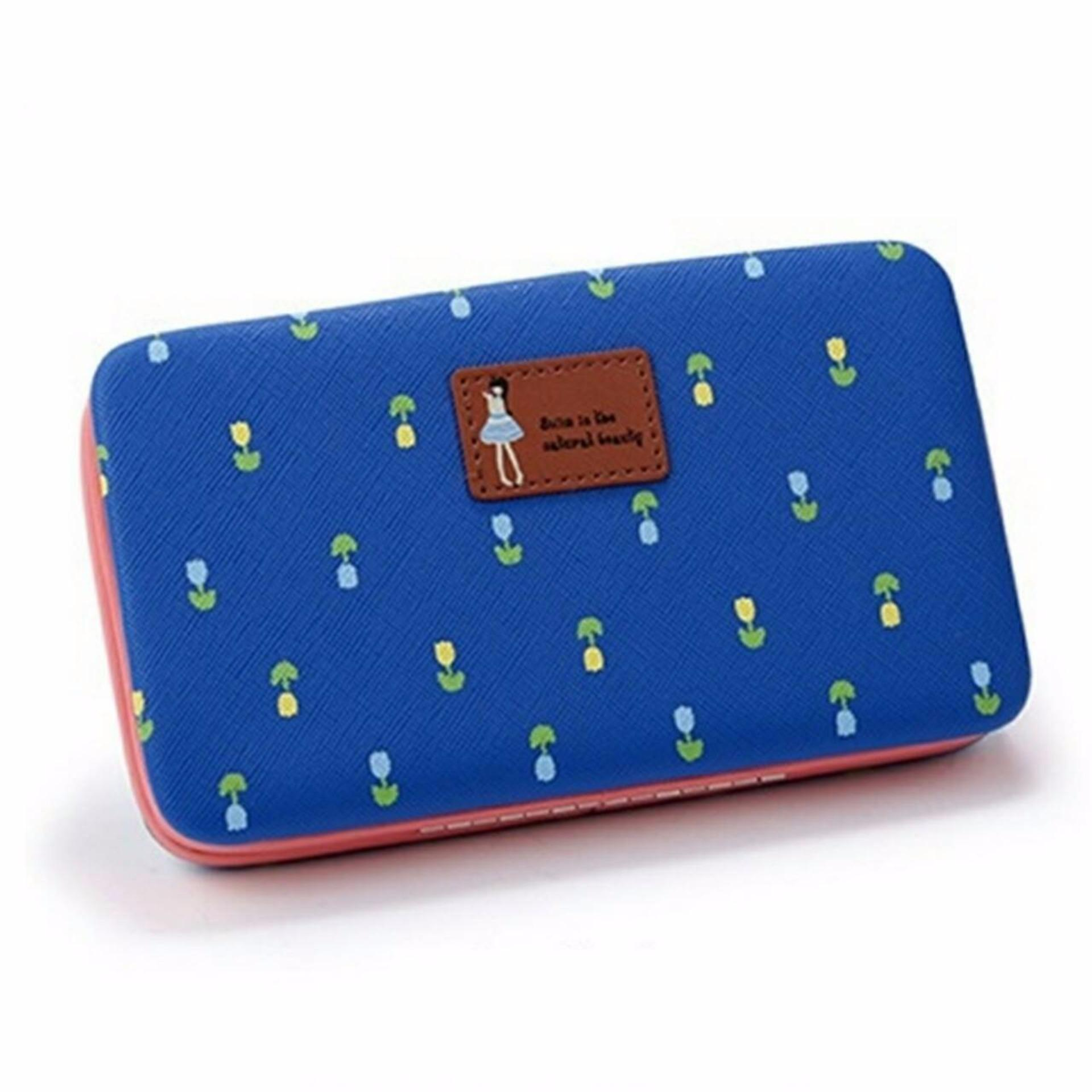 Harga Jims Honey Best Seller Wallet Import Lady Wallet Navy Termurah