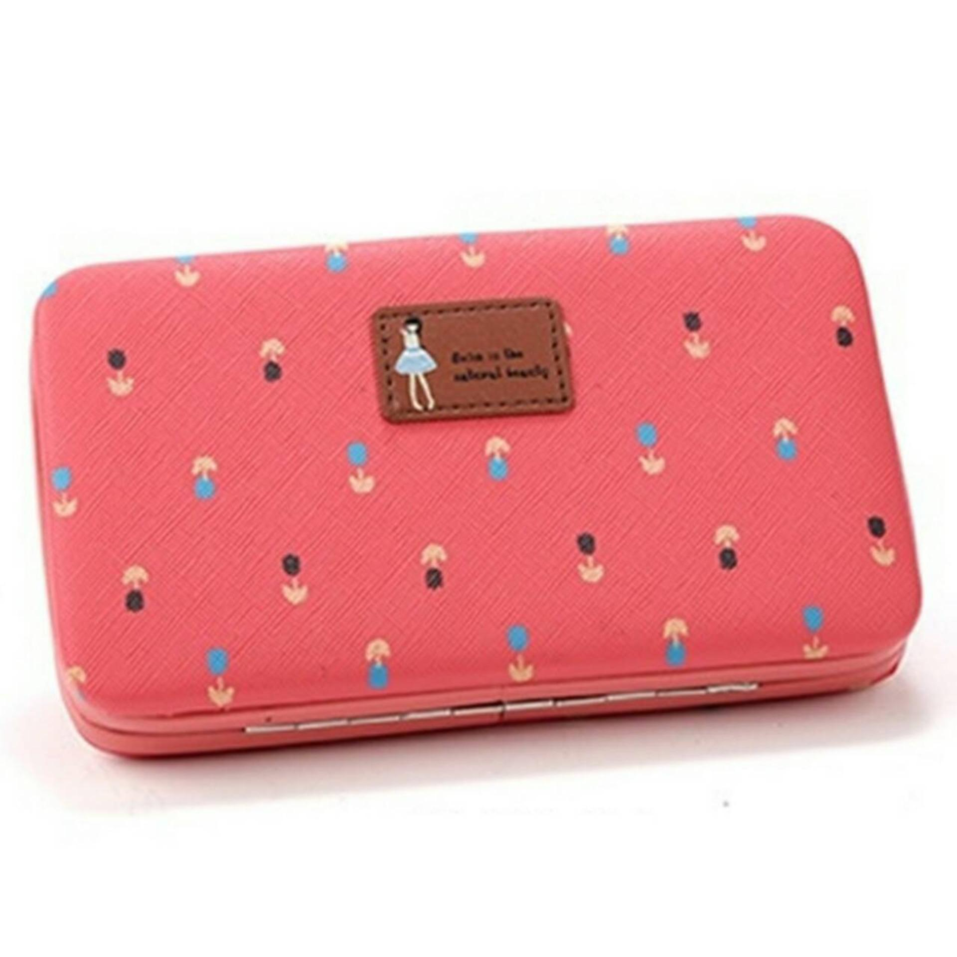 Jual Jims Honey Best Seller Wallet Import Lady Wallet Peach Antik
