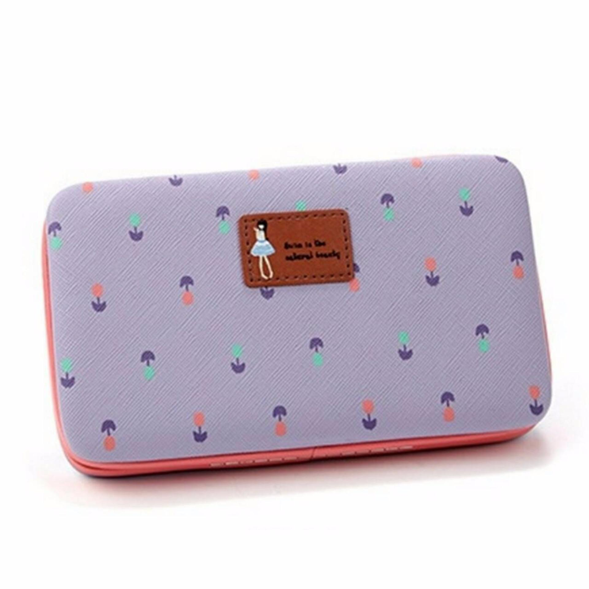 Ulasan Tentang Jims Honey Best Seller Wallet Import Lady Wallet Purple