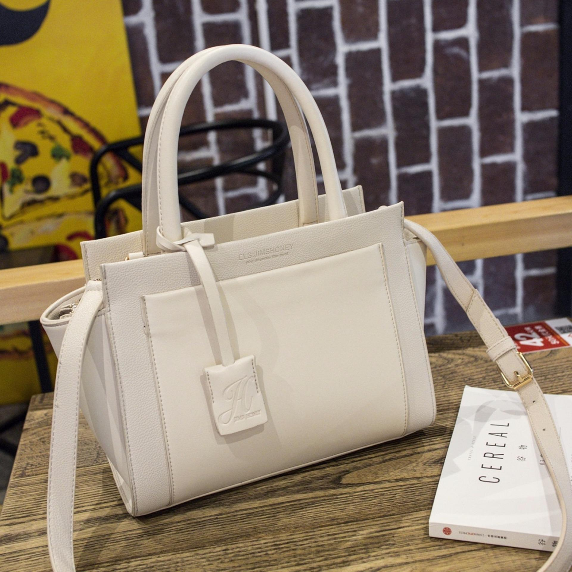Jual Jims Honey New Fashion Bag Celine Bag White Murah