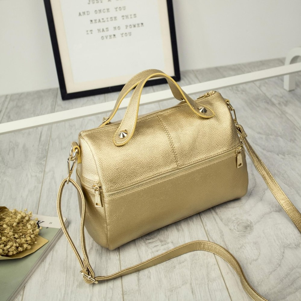 Spek Jims Honey Sling Bag Wanita Emma Bag Gold