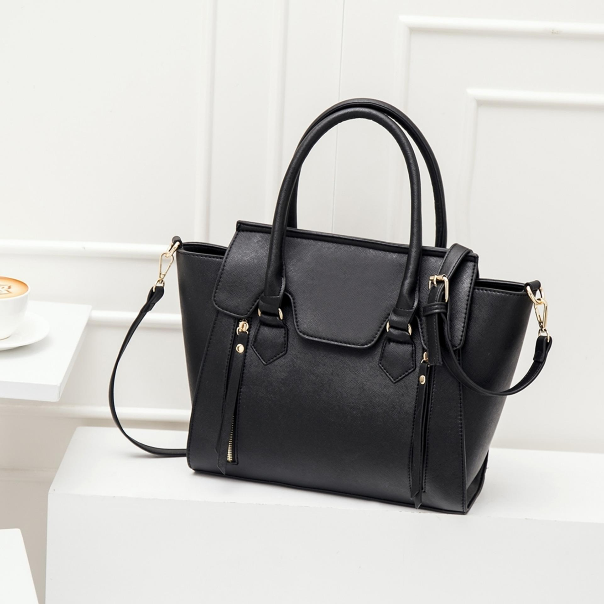 Review Jims Honey Tas Wanita Import Daisy Bag Black Indonesia