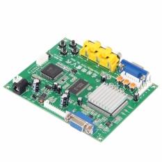 Jingle BARU Game Arcade RGB CGA EGA YUV untuk VGA HD Video Converter Board HD9800-Intl